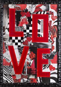 The Shining Love (70×100 cm)