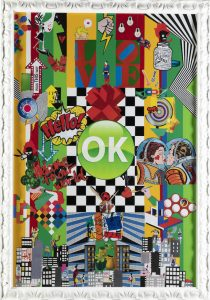 Everything is ok (70×100 cm)