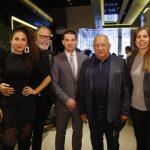 Milena i Frano Lasić sa gostima