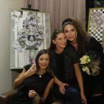 Milena sa gostima