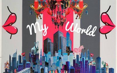 My World (115×85 cm)
